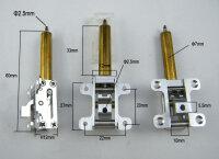 ScaleMod Fahrwerksmechanik Mini Vorderrad lenkbar ( - 2...