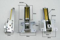 ScaleMod Fahrwerksmechanik  Midi Vorderrad ( - 3 kg) (1...