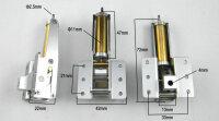 ScaleMod Fahrwerksmechanik  Maxii Vorderrad ( - 5 kg) (1...