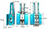 ScaleMod Fahrwerksmechanik Maxi XL ( - 8 kg) (1 Wege System)