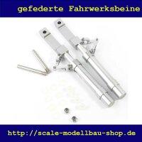 ScaleMod gefederte Fahrwerksbeine 2-Bein Kit 133 mm