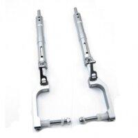 ScaleMod gefederte Fahrwerksbeine P51 2-Bein Kit 161 mm