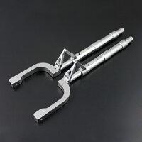 ScaleMod gefederte Fahrwerksbeine Zero 2-Bein Kit 258 mm