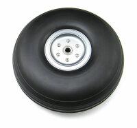 ScaleModMod Rad mit Gummi Reifen 178x57mm Achse 8 mm
