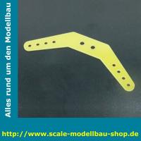 ScaleMod Ruderhorn zum einleimen D3 x H1,5 x W15 x L90 mm