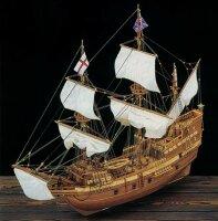 "Baukasten Galeone ""Mayflower"" (1609)..."