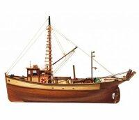 "Baukasten Fiischerboot ""Palamos"" Maßstab..."
