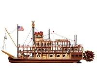 """Baukasten Dampfschiff """"Mississippi""""..."""