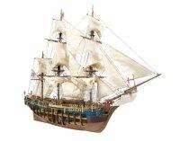 "Baukasten Fregatte ""H.M.S. Bounty"" (1784)..."