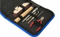 Werkzeug Grundausstattung in der praktischen Tasche