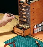 Tragbare Modellbauwerkstatt von OcCre 572x445x230 mm