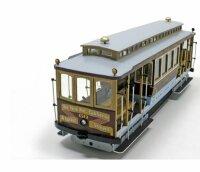 Baukasten Strassenbahn / Drahtseilbahn San Francisco von...
