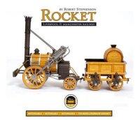 Baukasten Lokomotiove Rocket von Occre Maßstab 1:24