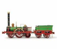 Baukasten Lokomotive Adler von Occre Maßstab 1:24