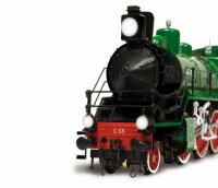 Baukasten Lokomotive C-68 von OcCre Maßstab 1:32