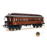 Eisenbahnwagen Costa MZA von OcCre Maßstab 1:32