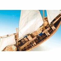 "Baukasten Fischerboot ""Saint Malo"" (1870)..."
