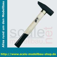 BM Schlosserhammer 300g Esche  (DIN 1041)
