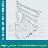 BM Gabel-Ringschlüsselsatz, 12-teilig 6-22 mm