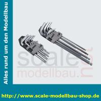 BM T-Profil- & Sechskant-Winkelschlüsselsatz