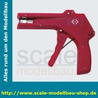 C.K Kabelbinder Zange, automatischer Abschneidemechanismus