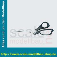 "MAUL Büroschere, 21,50 cm (8,5""), schwarz,..."