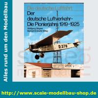 Die deutsche Luftfahrt Bd.11 - Der deutsche Luftverkehr -...