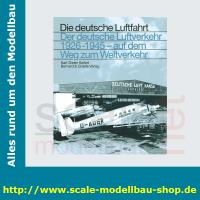 Die deutsche Luftfahrt Bd.28 - Der deutsche Luftverkehr...