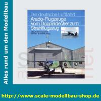 Die deutsche Luftfahrt Bd.31 - Arado Flugzeuge - Vom...