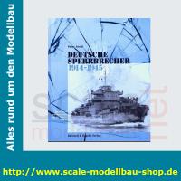Deutsche Sperrbrecher 1914-1945