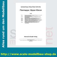 Vom Original zum Modell Planrolle: Schwerer Kreuzer Hipper Klasse