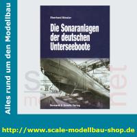 Die Sonaranlagen der deutschen Unterseeboote