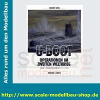 U-Boot Operationen im Zweiten Weltkrieg Band 1