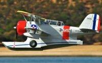 Bauplan Grumman J2F Duck Spannweite 1480mm