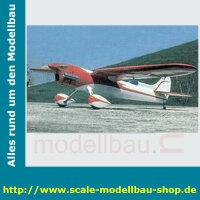 Bauplan Gull Wing Spannweite ca. 1524 mm