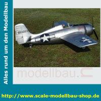 """Bauplan Grumman F4F """"Wildcat"""" Spannweite..."""
