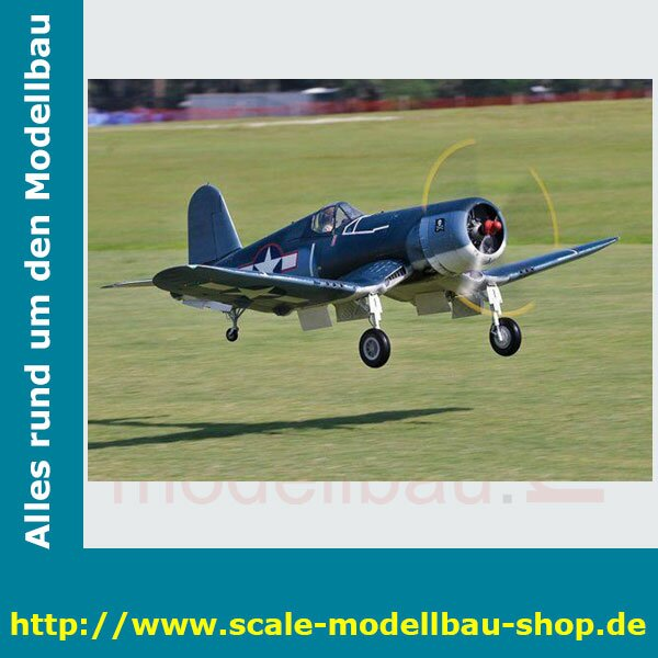 Bauplan Chance Vought F4U-1 Corsair Spannweite ca. 2134 mm