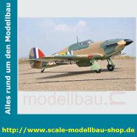 Bauplan Hawker Hurricane MKIIC Spannweite ca. 2349 mm