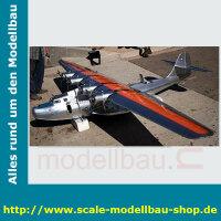Bauplan Martin M-130 China Clipper Spannweite ca. 2489 mm