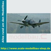 Bauplan Messerschmitt ME-109G / Bf-109G Spannweite ca....