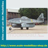 Bauplan Messerschmitt ME-262 A-1 Spannweite ca. 1981 mm