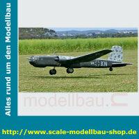 Bauplan Heinkel HE-177 Greif Spannweite ca. 2700 mm
