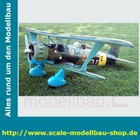 Bauplan Henschel HS-123 A1 Spannweite ca. 2108 mm