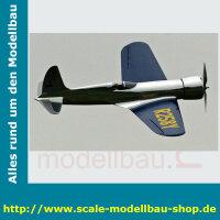 Bauplan Hughes H-1 Racer Spannweite ca. 1397 mm