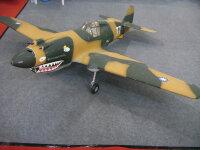 Scalemod Schnellbaukasten Curtiss P-40 Spannweite 2365mm...