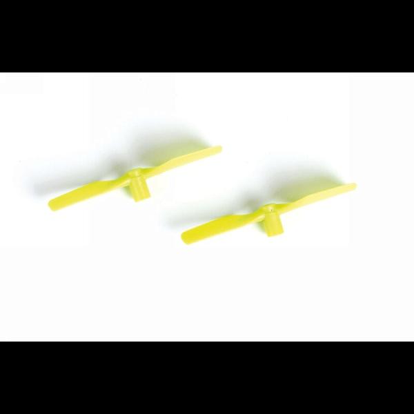 Graupner Heckrotorblätter neongrün 2 Stück