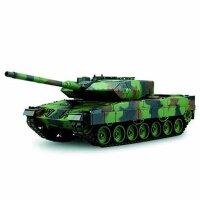 Panzer 1:16 Leopard 2 - A6 2,4GHz Rauch- &...