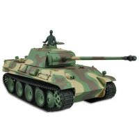 Panzer 1:16  Panther G  - 2,4GHz Rauch- & Sound,...