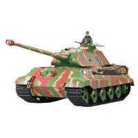 Panzer 1:16  Königstiger mit Porscheturm  - 2,4GHz...