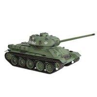 Panzer 1:16  T34/85 - 2,4GHz Rauch- & Sound, Schuss,...